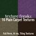 Texture Freakz : 16 Plain Carpet Textures