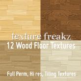 Texture Freakz : 12 Wood Floor Textures
