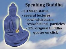 Buddha Speaking Stone