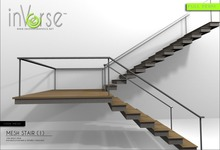 inVerse™- *MESH* stair 1 for developers