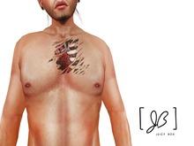 [JB] Juicy box - Human Tattoo