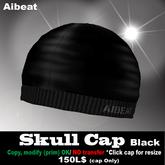 Aibeat *skullcap* black