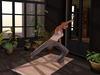 Mesh yoga mat up700