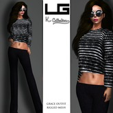 {Liv-Glam} K Collection Grace Outfit