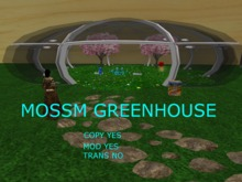 MOSSM GREENHOUSE (BOXED)