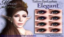 !Musa! EyeLashes Elegant