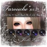 """Farouche""Joli Eyes"