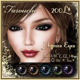 """""""Farouche""""Hypnos Eyes"""