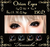 """Farouche""Orion Eyes"