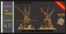 ALESTA << Mesh Monster Tree (Halloween) Full Perm