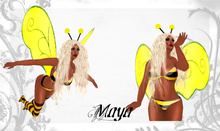 Maya - Sexy Bumble Bee