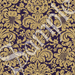 ttt  nighty's gold   purple fabric sample 1