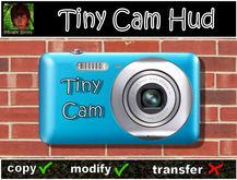 Tiny Cam Hud