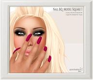 - Quintessencia - Nail BQ Model Square l -