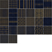 ttt  blue   gold fabrics pleated contact sheet