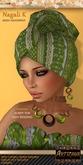 :: ARTIZANA :: NAGALI K Mesh Headwrap