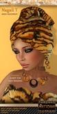 :: ARTIZANA :: NAGALI T Mesh Headwrap