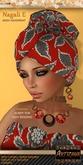 Artizana - Nagali E - Mesh Headwrap