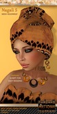 :: ARTIZANA :: NAGALI S Mesh Headwrap