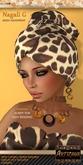 :: ARTIZANA :: NAGALI G Mesh Headwrap