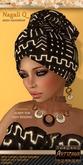 :: ARTIZANA :: NAGALI Q Mesh Headwrap