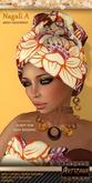 :: ARTIZANA :: NAGALI A Mesh Headwrap