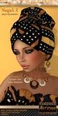 :: ARTIZANA :: NAGALI X Mesh Headwrap