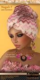 :: ARTIZANA :: NAGALI F Mesh Headwrap