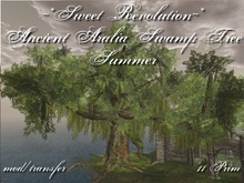 ~*SR*~ Ancient Aralia Swamp Tree  Summer m/t
