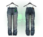 :{F.A.D}: Faded Jeans Blue