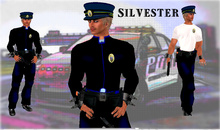 Silvester - Tough Police Man