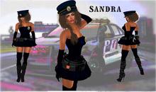 Sandra - Sexy Police Woman
