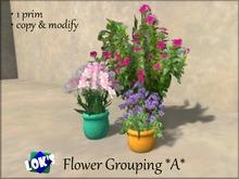 Lok's Flower Grouping A - 1 LI, copy and modify