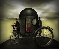 Steampunk Carriage