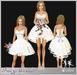 [Wishbox] Fairy Bride (White) - Sweet EGL Wedding Gown Short Bridal Dress