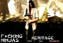 *FN* Heritage Pose + Sword