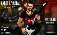 .:Angel of Metal:. Bracelet Unisex