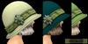Solaria hats extra images citrus