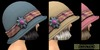 Solaria hats extra images pink