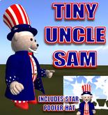 TINY UNCLE SAM AVATAR