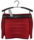 K-CODE VERONICA1 Skirt Rigged Mesh