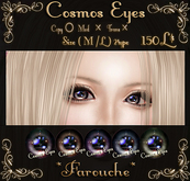 """Farouche""Cosmos Eyes"