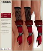 K-CODE VERONICA1 Gloves