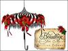 Boudoir -Victorian Parasol-Carmine Cotillion