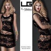 {Liv-Glam} K Collection Revenge  Dress