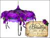 Boudoir -Victorian Parasol-Antique Poison
