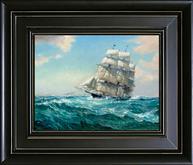 Clipper Ship 4