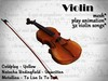 Violin with 3 songs X