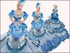 Boudoir -Victorian Ball Gown-Belle De Jour