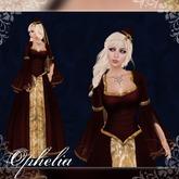 [K~*~S] Felicia - Gown - Sapphire